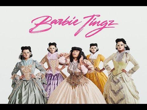 Nicki Minaj - Barbie Tingz (INSTRUMENTAL)