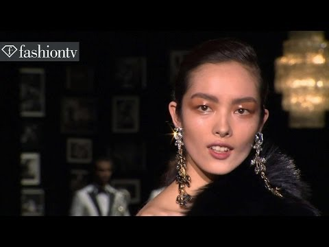 Fei Fei Sun - Top Model at Fall/Winter 2013-2014 Fashion Week | FashionTV