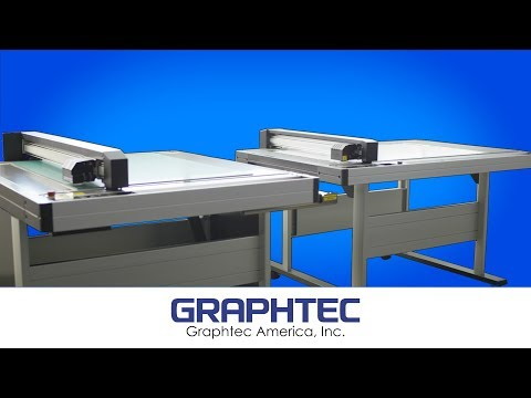 FCX2000-120VC Flatbed Cutting Plotters