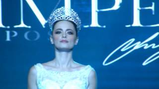 Sfilata Impero Couture a TUTTOSPOSI 2016 in pillole