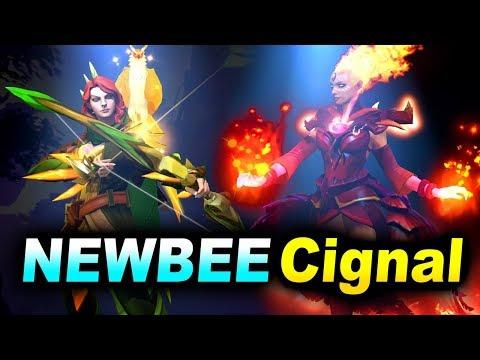 NEWBEE vs Cignal Ultra - Philippines vs China - WCG 2019 DOTA 2