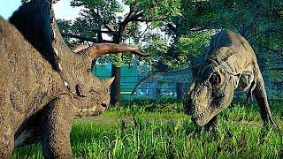 JURASSIC WORLD EVOLUTION Species Trailer (2018) Jurassic Park Game HD