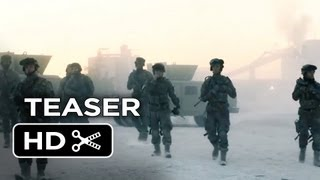 Monsters Dark Continent Official Trailer 1 2014  SciFi Movie HD