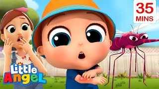 I'm So Itchy   Baby John Songs + More Little Angel Nursery Rhymes And Sing Alongs