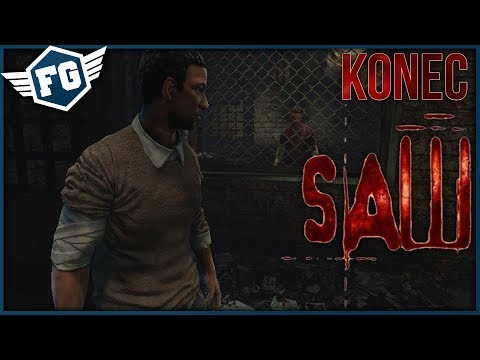 Saw: The Video Game #10 - KONEC