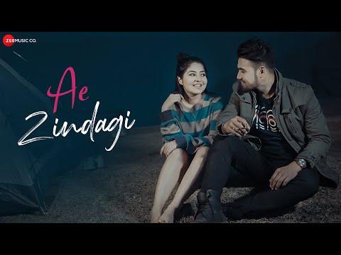 Ae Zindagi - Official Music Video | Aksjit | Pratichya | Akhu Tush | RaVan