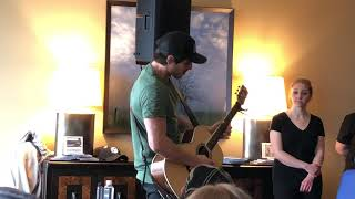 [PRE RELEASE] Morgan Evans   Young Again   Private Suite At The Omni Nashville