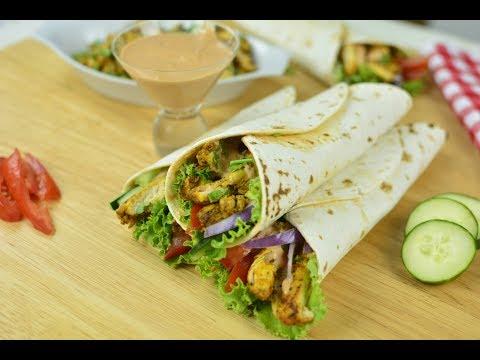 Shawarma | How To Make Chicken Shawarma | Chef Lola's Kitchen
