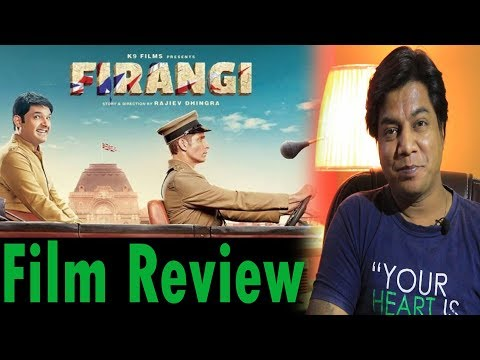 Full movie Review | Firangi | Kapil Sharma | Ishita Dutta