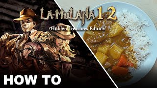 LA-MULANA 1 & 2 - How to Make Curry (Nintendo Switch, PS4, XBox One)