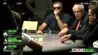 Streaming Unibet Open Cannes 2013 Day 1B