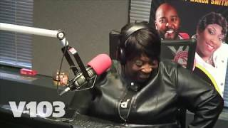 [CAUGHT] Katt Williams' TRUE  Reason he aimed at Wanda Smith of V-103 Atlanta (WATCH ALL OF IT)