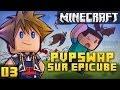 Minecraft : PvpSwap sur Archipel - EpiCube