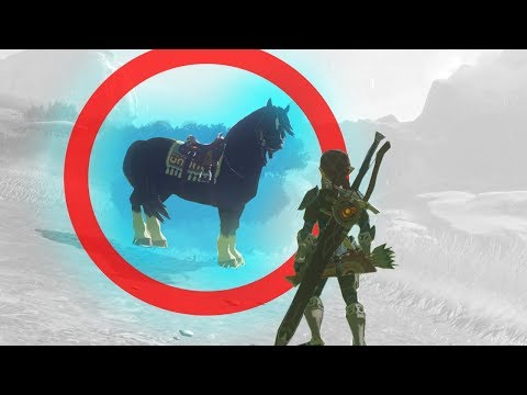 Why Breath of the Wild's Horses Feel So Perfect   Exploring How Games Make Us Feel