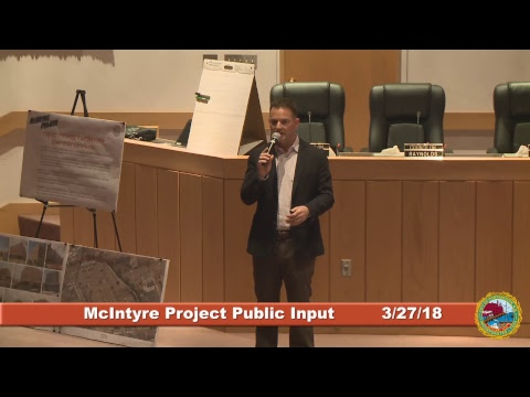 McIntyre Project Public Input 3.27.2018