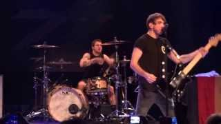 All Time Low - Backseat Serenade - Live 25.02.2014 Muffathalle München