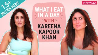 Kareena Kapoor Khan - What I Eat In A Day    Good Newwz   Pinkvilla   Lifestyle   Bollywood