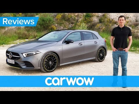 2019 Mercedes A Class Review Suggests Its The Most Premium Small Car