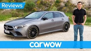 New Mercedes A-Class 2019 REVIEW - see why it's a game changer