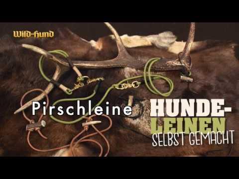 Pirschleine - Hundeleinen selbst gemacht | Wild und Hund