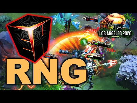 EHOME vs RNG (ALL 3 GAMES HIGHLIGHTS) - ESL ONE LOS ANGELES 2020 (China) Online DOTA 2