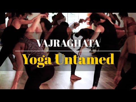 Olisticmap - Vajraghata Yoga è Tecnica e Istinto