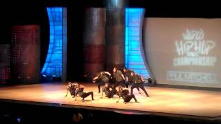 Philippine All Stars in the 2011 World Hip Hop International Dance Championship Finals