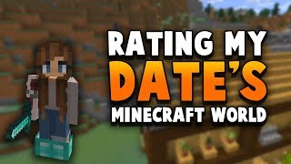 Deciding If I Should Date Someone Based On Her Minecraft World