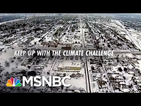 Keep Up With The Climate Challenge. | Chris Hayes | MSNBC