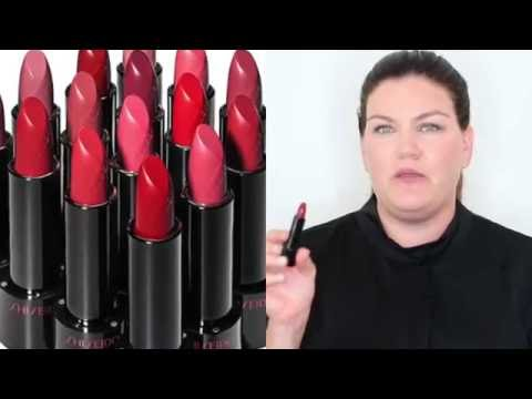 Lacquer Rouge Lipstick by Shiseido #9