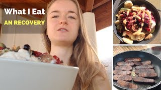 What I Eat In A Day Ft. Morning Routine
