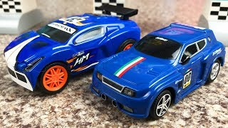 Гоночные машины Тачки - Racing Sports Cars - Cars for Kids