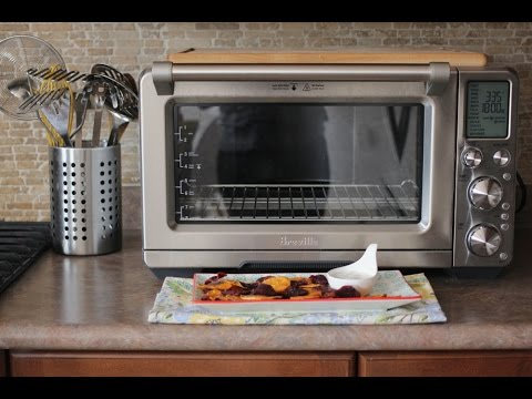 Breville Smart Oven Air Review and Recipe