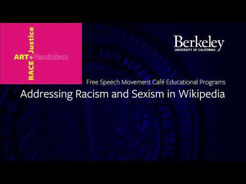Addressing Racism and Sexism in Wikipedia: A Panel Discussion