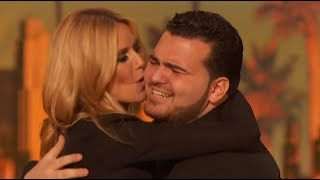 Sal Valentinetti - Heidi Klum's GOLDEN BUZZER - America's Got Talent 2016 Auditions