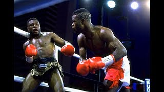 Terry Norris vs Meldrick Taylor - Highlights (Norris KNOCKS OUT Taylor)