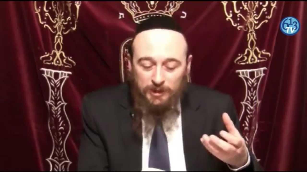 4-Pessah la Matsa Chemoura - 613TV