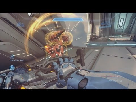 Watch Me Kill A Bunch Of People In Halo 4 Multiplayer