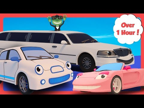 Cars For Kids | Gecko's Garage | Cartoons For Children