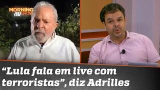 Lula: quem chegou ao governo é um bando de miliciano da pior qualidade