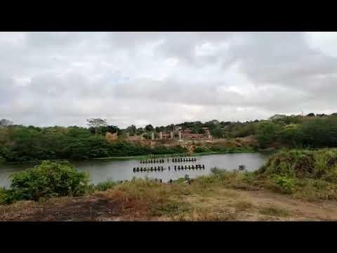 Ponte iniciada no governo Firmino Filho está paralisada em Teresina-PI