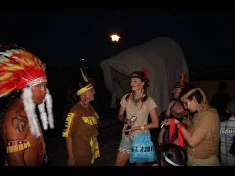 Fiesta Western en Olivares