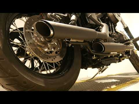 2016 Harley-Davidson Street Bob® in Coralville, Iowa - Video 1