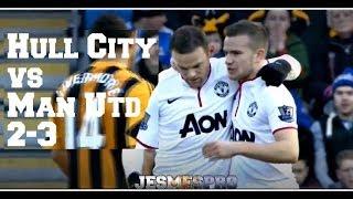 Hull City Vs Manchester United 23 HD