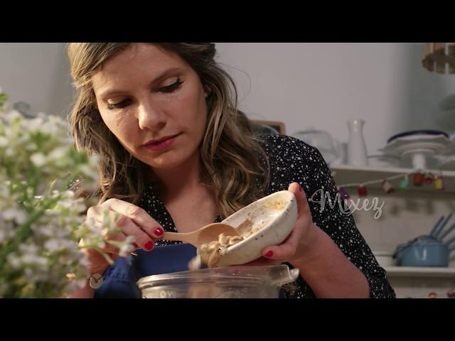 Pudding de chia cru – Les recettes d'Angèle pour NATURALIA