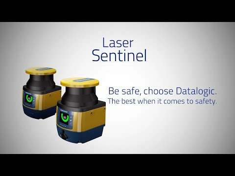 Datalogic New LASER SENTINEL Stand Alone | The best when it comes to safety