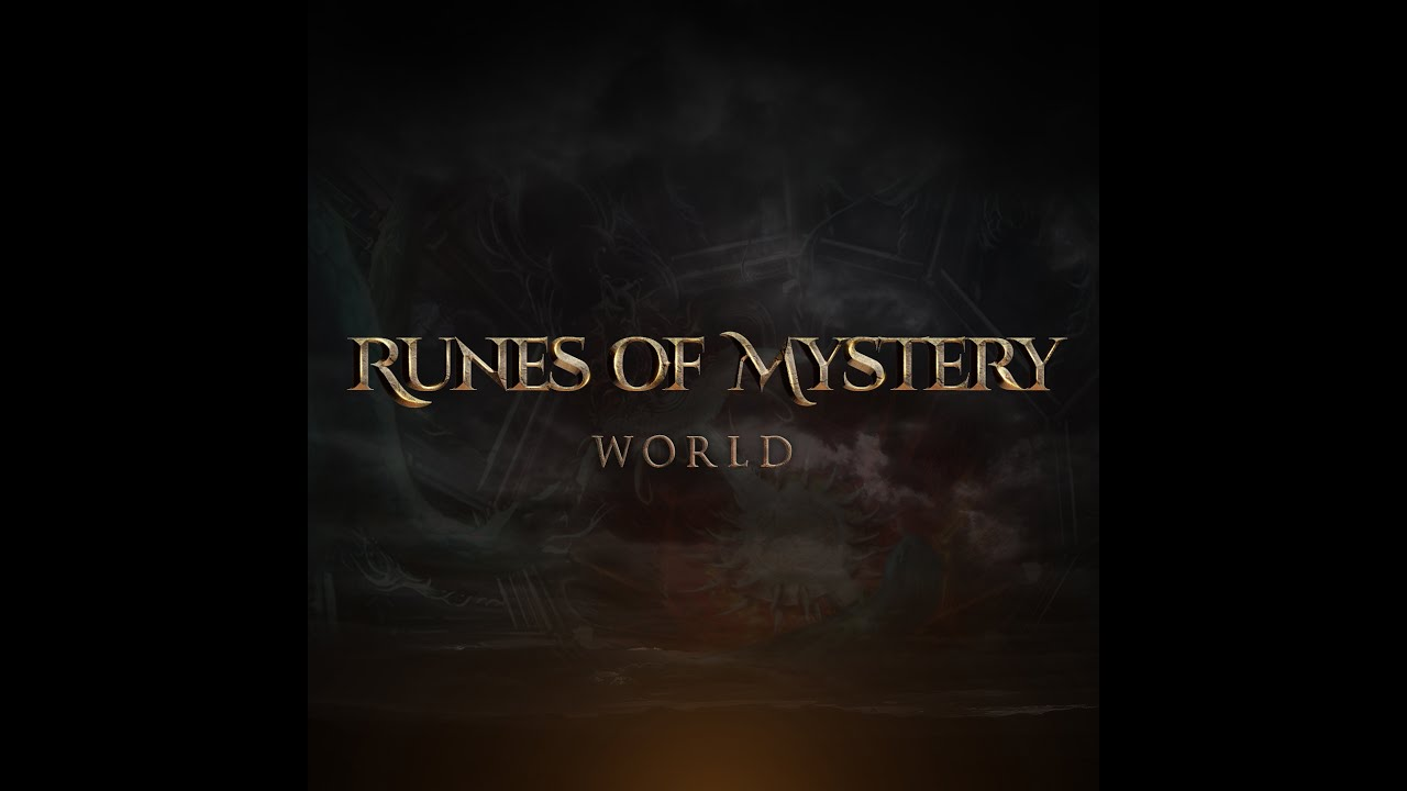 Runes of Mystery: World