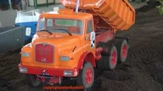 MAN OLDTIMER RC MODEL Most beautiful  you have ever seen