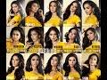 Miss Binibining 2013 portraits Philippines