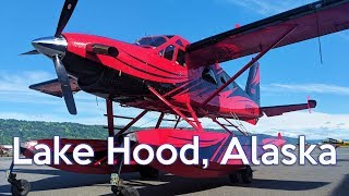How to fly into the World's Busiest Seaplane Base! | Lake Hood arrivals explained